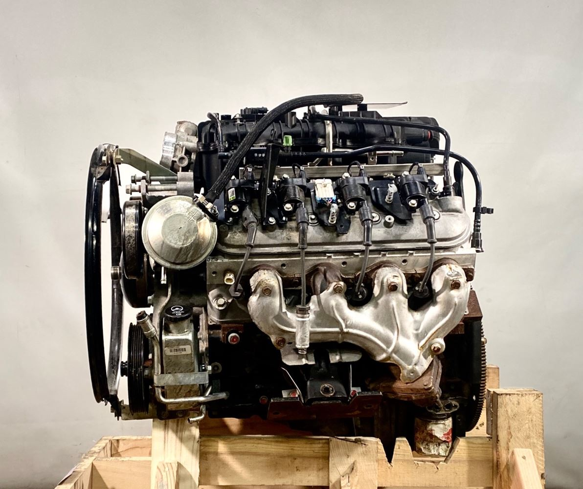 2016 GM/CHEV (HD) 6.0L ENGINE ASSEMBLY TRUCK PARTS #699067