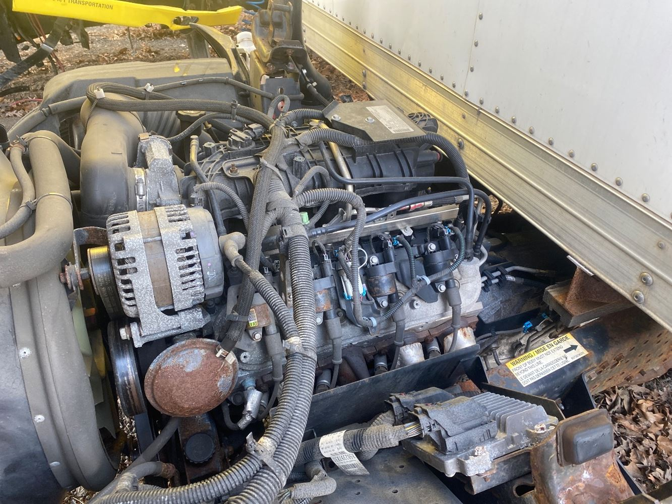 2016 GM/CHEV (HD) 6.0L ENGINE ASSEMBLY TRUCK PARTS #707176