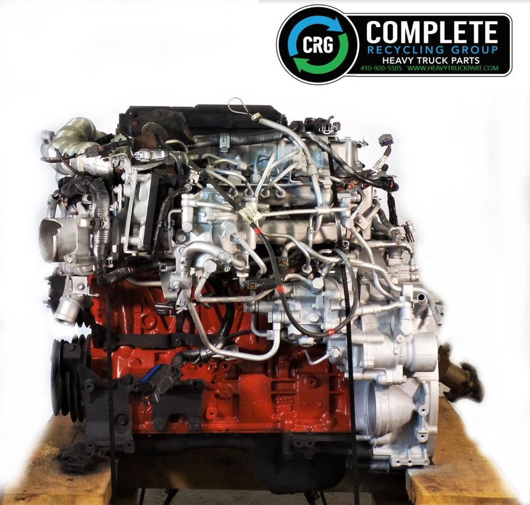 2016 HINO J05E-TP ENGINE ASSEMBLY TRUCK PARTS #679798
