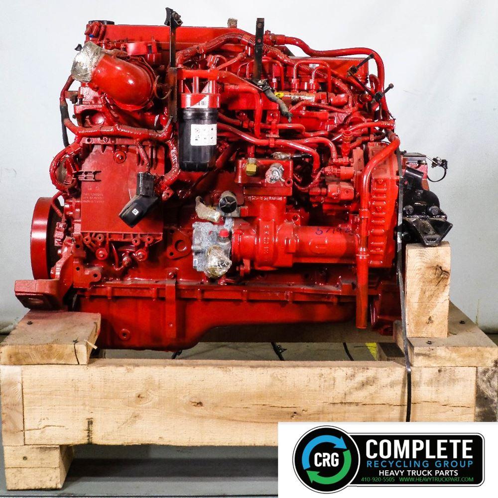 2017 CUMMINS ISB ENGINE ASSEMBLY TRUCK PARTS #679792