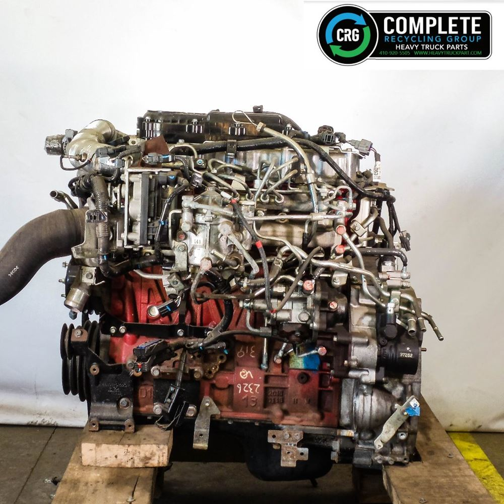 2017 HINO J05E-TP ENGINE ASSEMBLY TRUCK PARTS #679797