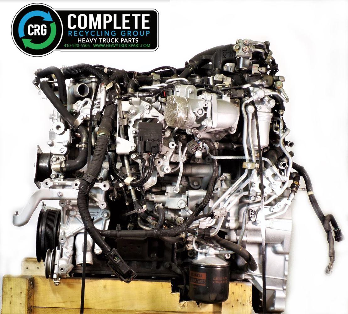 2018 ISUZU 4HK1-TC ENGINE ASSEMBLY TRUCK PARTS #679781