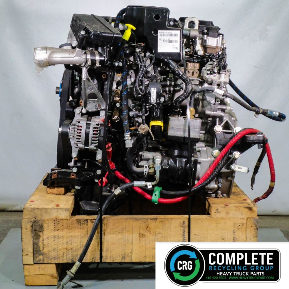 2019 DETROIT DD5 ENGINE ASSEMBLY TRUCK PARTS #679739