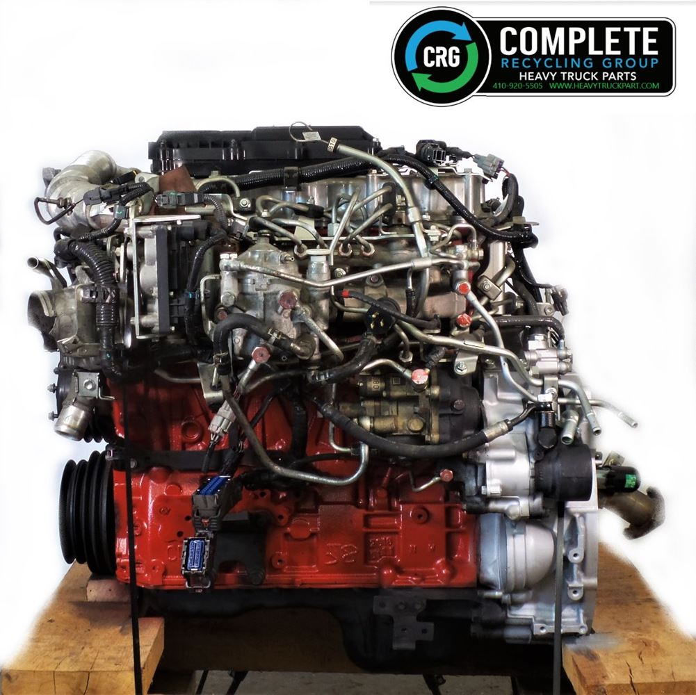 2019 HINO J05E-TP ENGINE ASSEMBLY TRUCK PARTS #679779