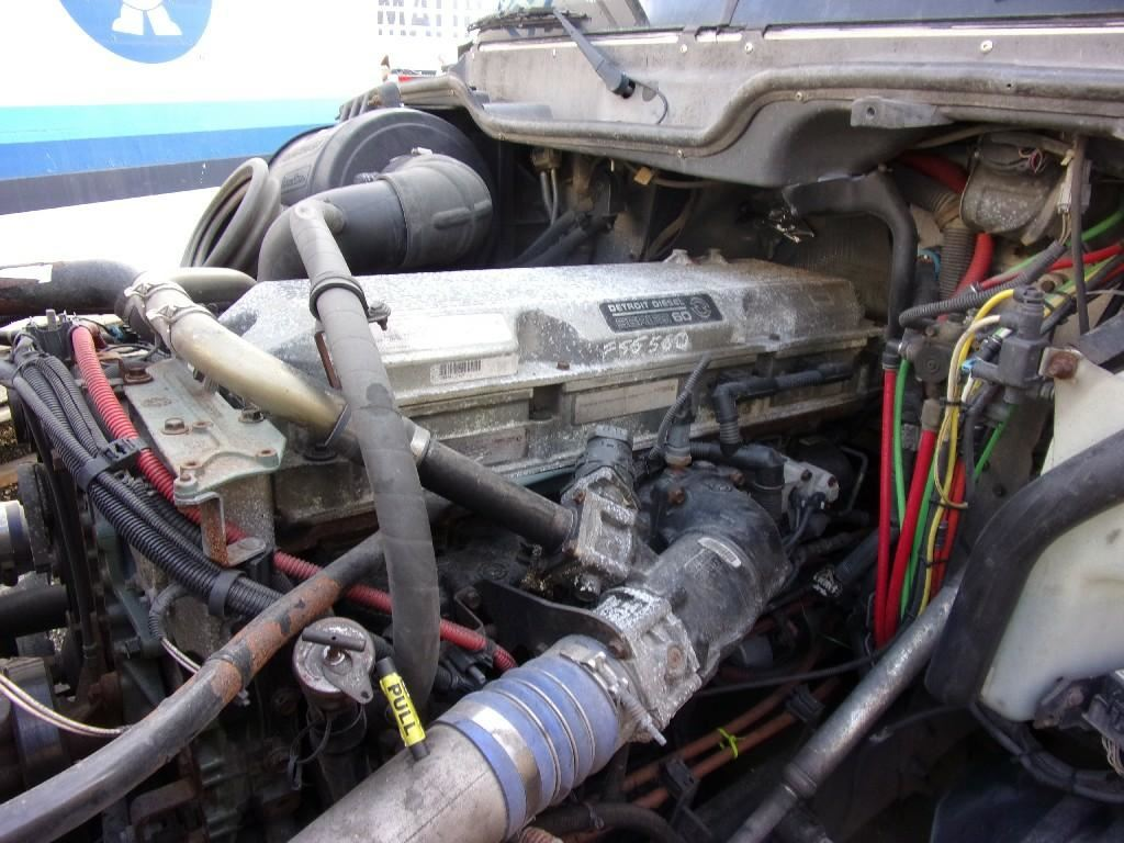 2009 DETROIT SERIES 60 ENGINE ASSEMBLY TRUCK PARTS #679790