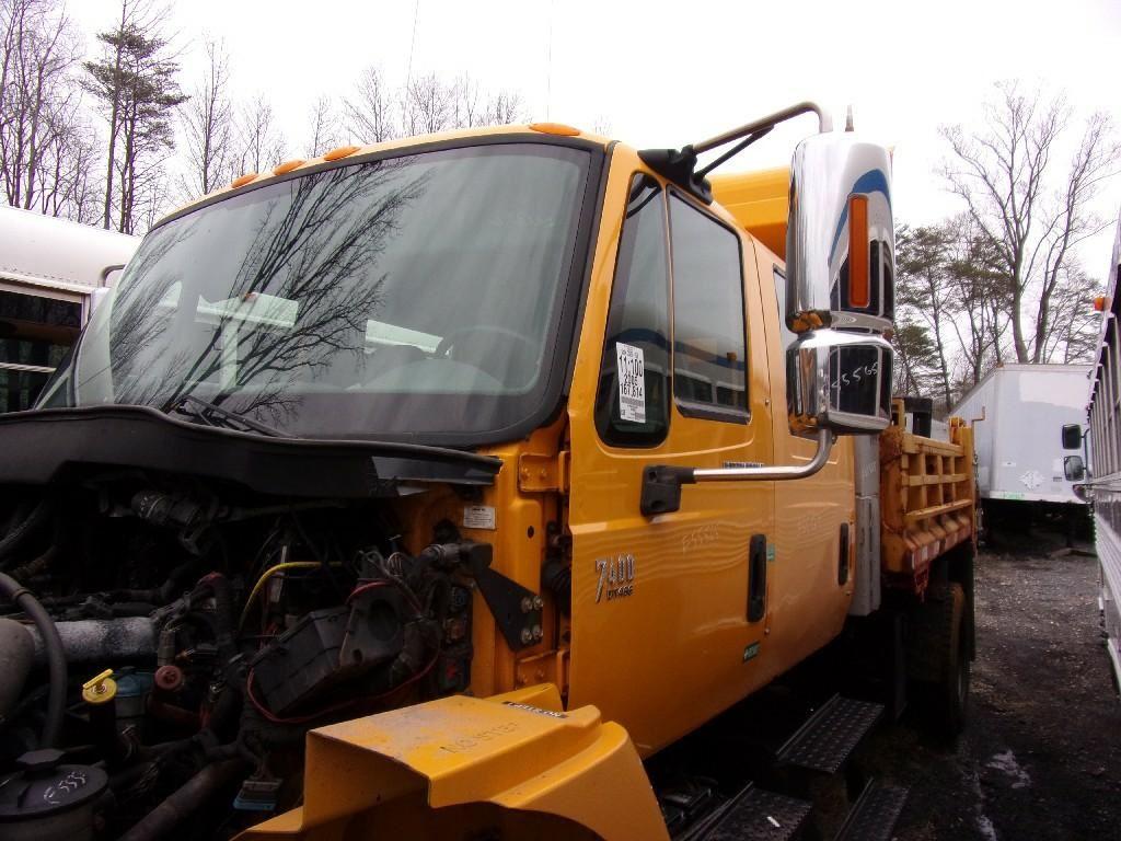 2005 INTERNATIONAL 7400 CAB TRUCK PARTS #680122