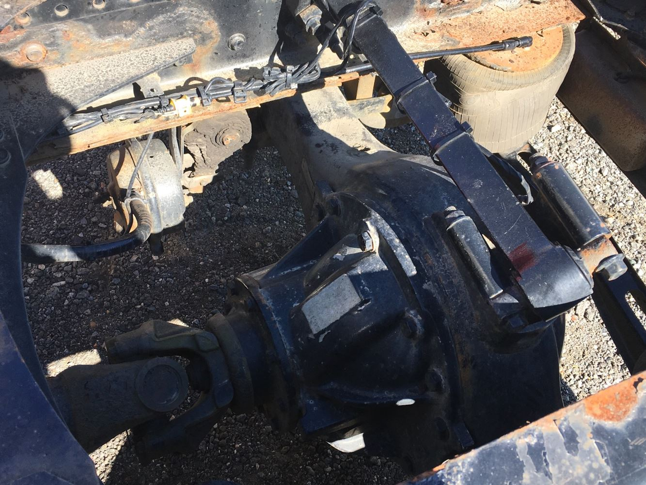 2008 MERITOR/ROCKWELL RR20-145 REARS TRUCK PARTS #687054