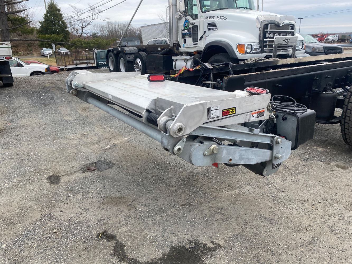 OTHER OTHER LIFTGATE-TAILGATE TRUCK PARTS #720852
