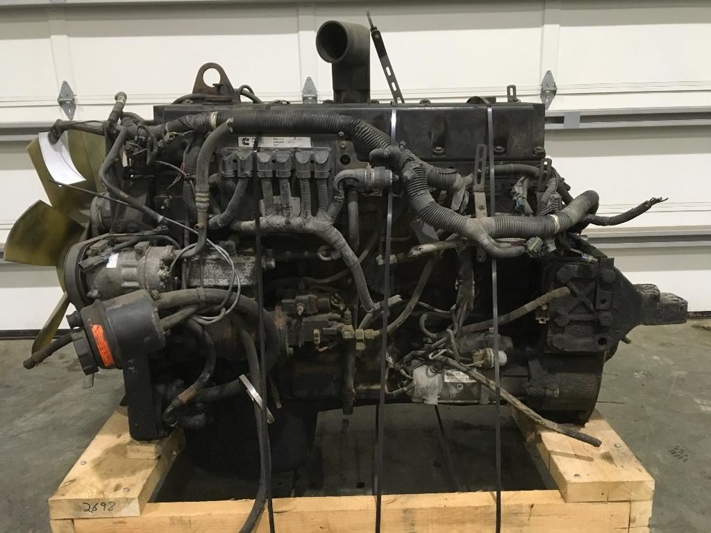 OTHER OTHER ENGINE ASSEMBLY TRUCK PARTS #679921