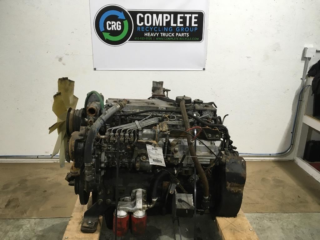 1992 PERKINS 1006 ENGINE ASSEMBLY TRUCK PARTS #679944