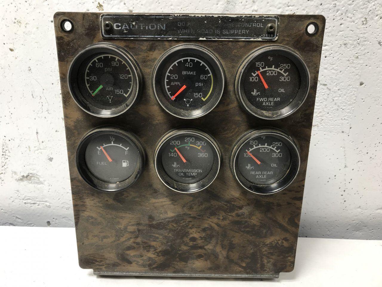 1996 Kenworth T800 (Stock #24926271)   Interior Misc Parts ...