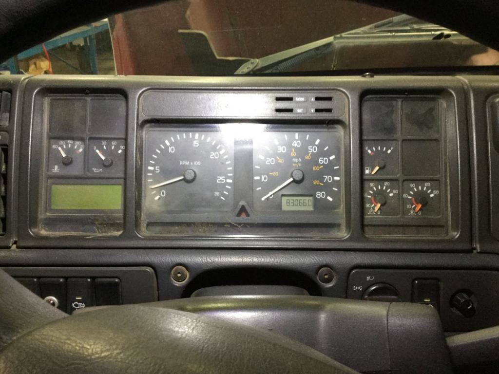 1998 volvo vnl stock 24564907 instrument cluster tpi. Black Bedroom Furniture Sets. Home Design Ideas