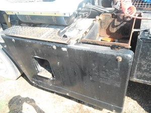 Ford Battery Box Parts - TPI