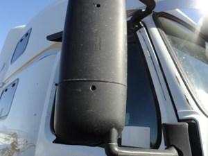 how to change commercial volvo vnl truck 2004 door mirror