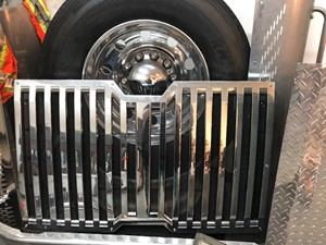 Western Star Grille Parts Tpi