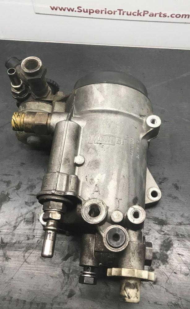 Maxxforce Fuel Filter Change