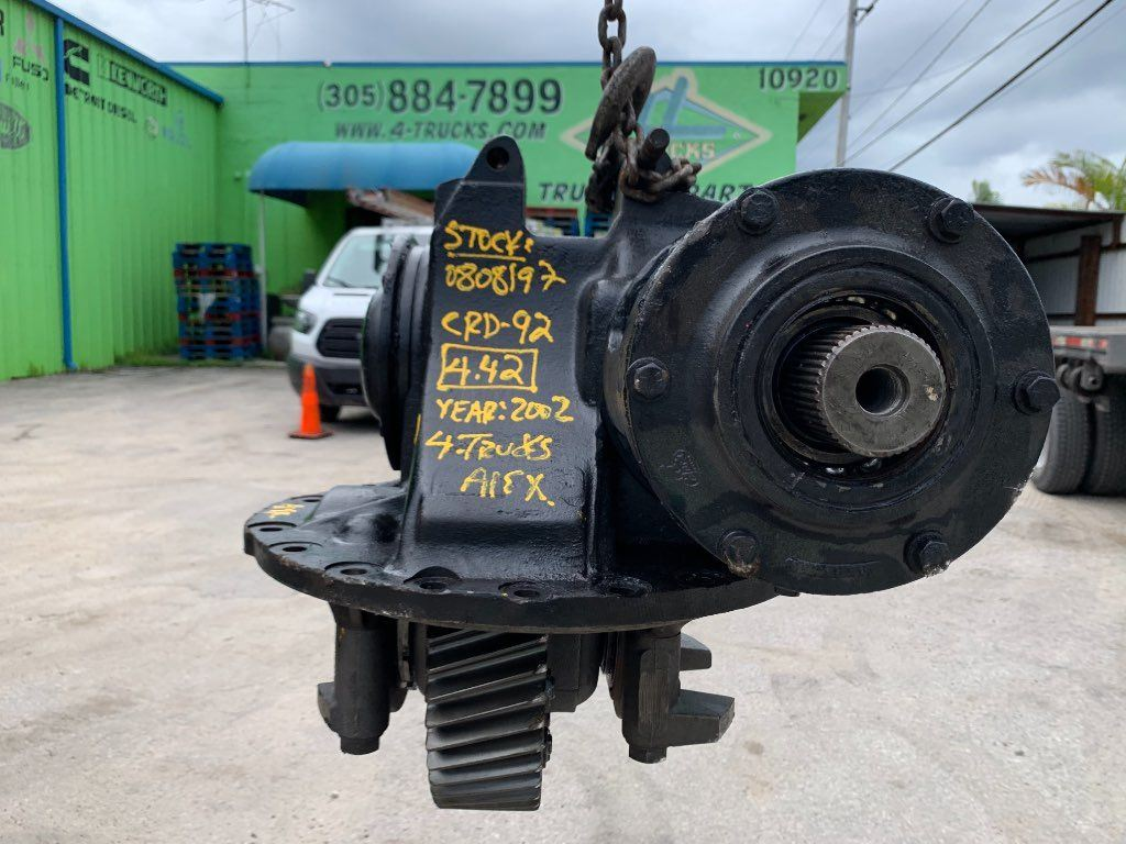 Mack CRD92 (Stock #P-211) | Differential Cases | TPI