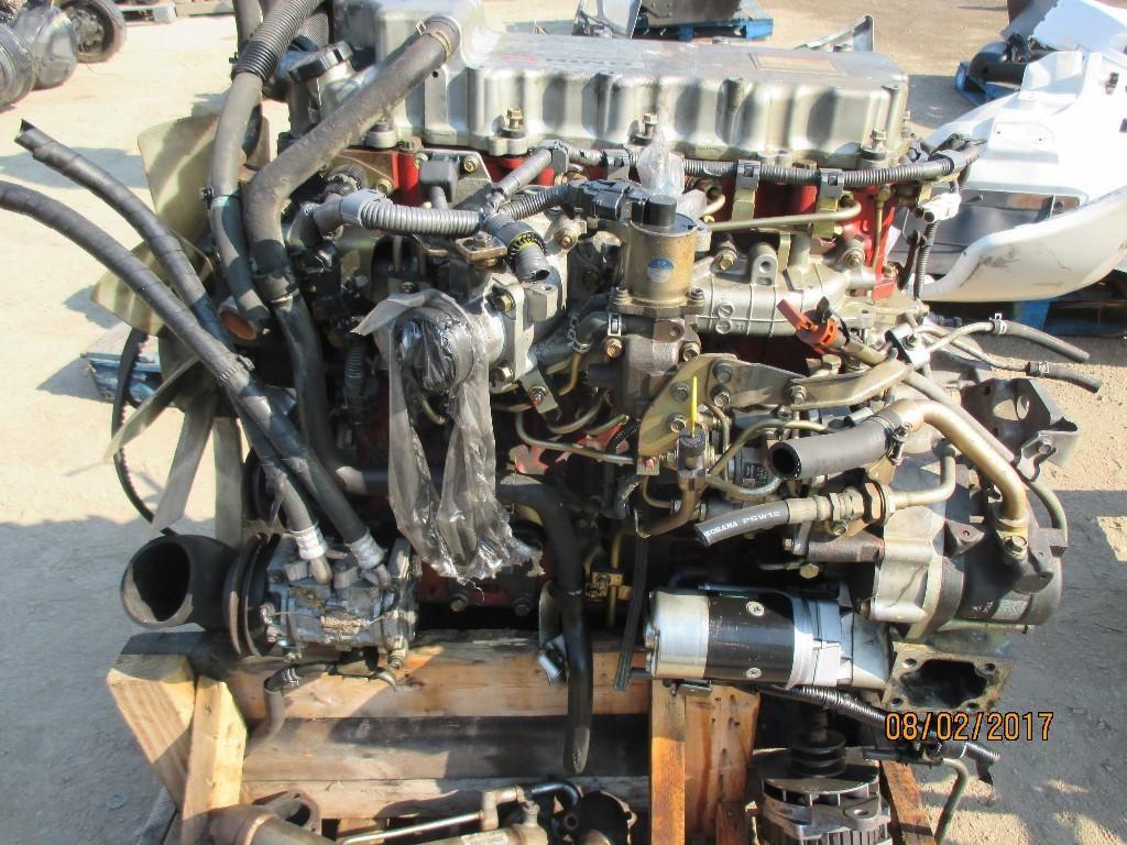 Hino Engine Parts : Hino j d ta stock engine assys tpi