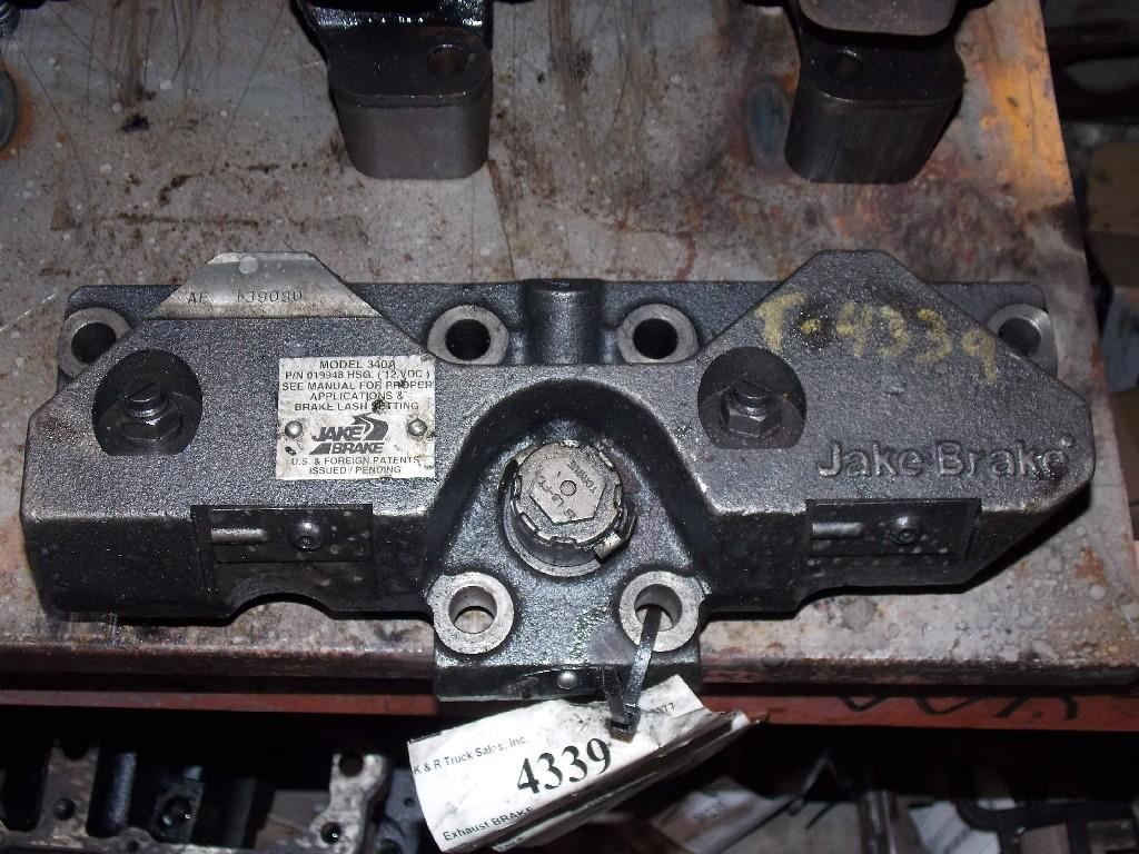 JACOB BRAKE 340A (Stock #4339)