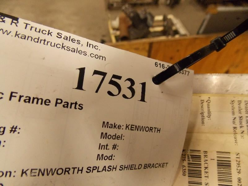 Kenworth  Stock  17531