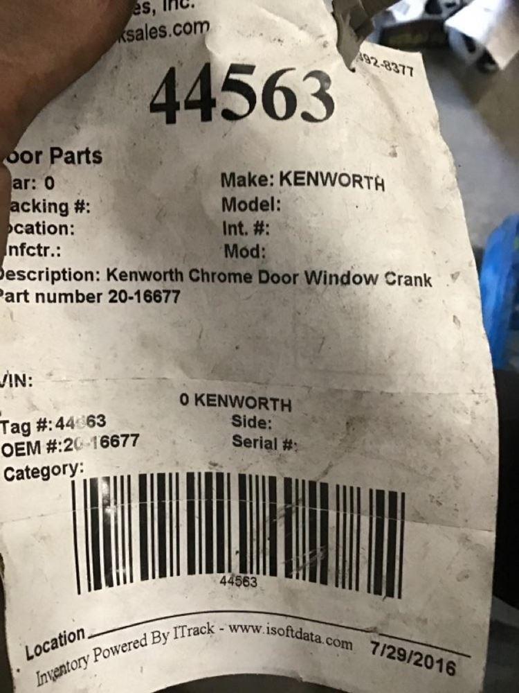 Kenworth  Stock  44563