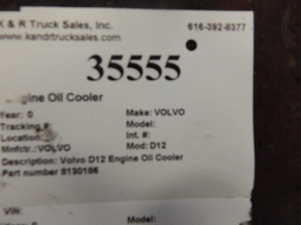 VOLVO D12 (Stock #35555)
