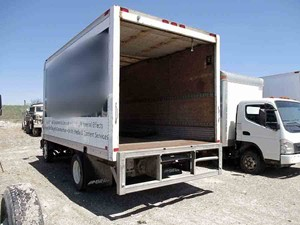 Van Bodies Truck Boxes Body Parts Tpi