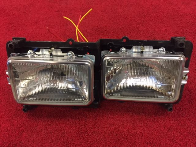 Fld 120 Accessories : Other freightliner fld stock lh l hood accessories