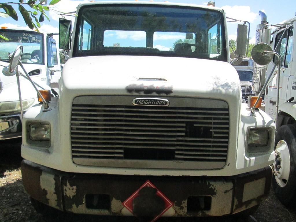 Semi Truck Hoods : Freightliner fl stock hoods tpi