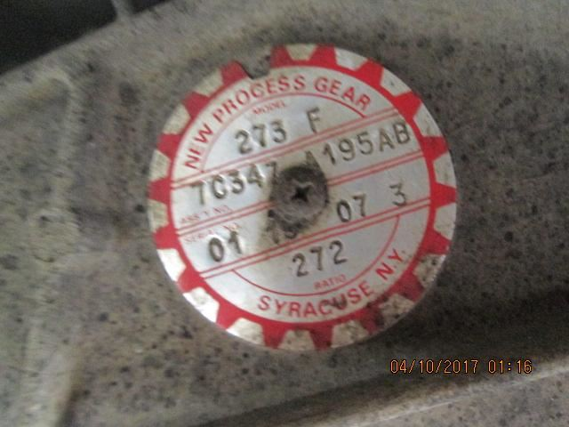 2008 NEWPROCESS 273 (Stock #1484734)