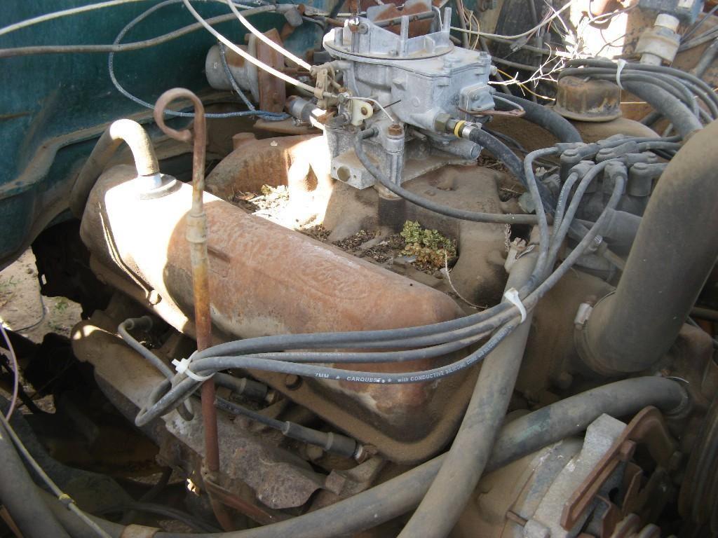 Ford Engine Assys Kqejmfmiefkj F