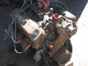 GM/Chev (HD) 366 Engine Assy Parts p2   TPI