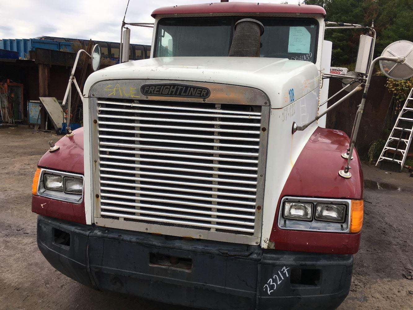 Freightliner Fld120 Hood : Freightliner fld stock hoods tpi