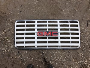 gmc c7500 grille parts tpi. Black Bedroom Furniture Sets. Home Design Ideas