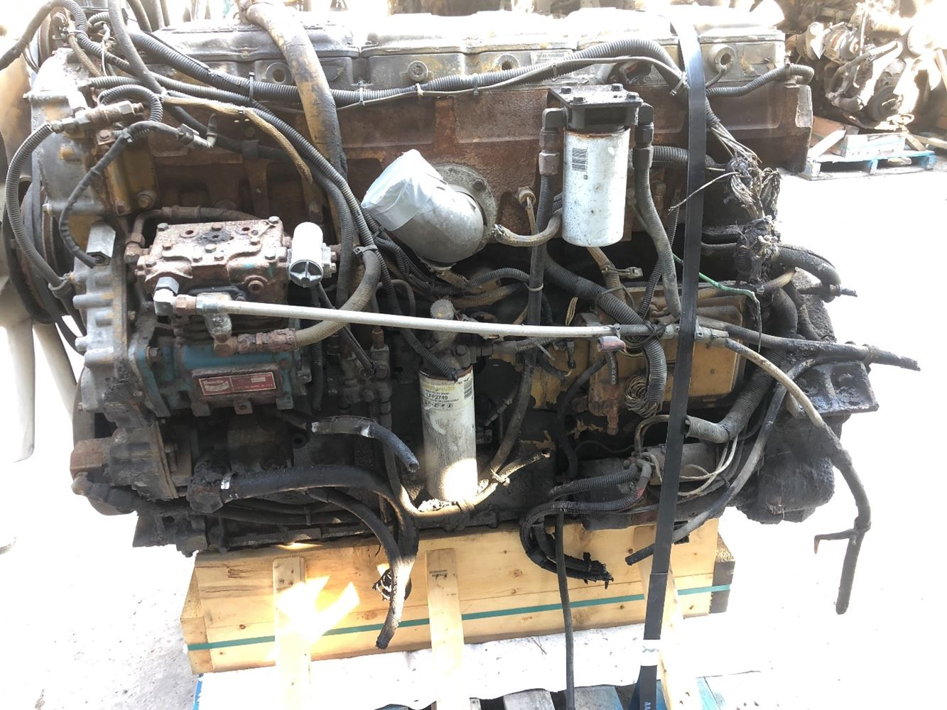 1996 Caterpillar 3406e Stock 8301 Engine Assys Tpi Wiring For Image Subject To Change