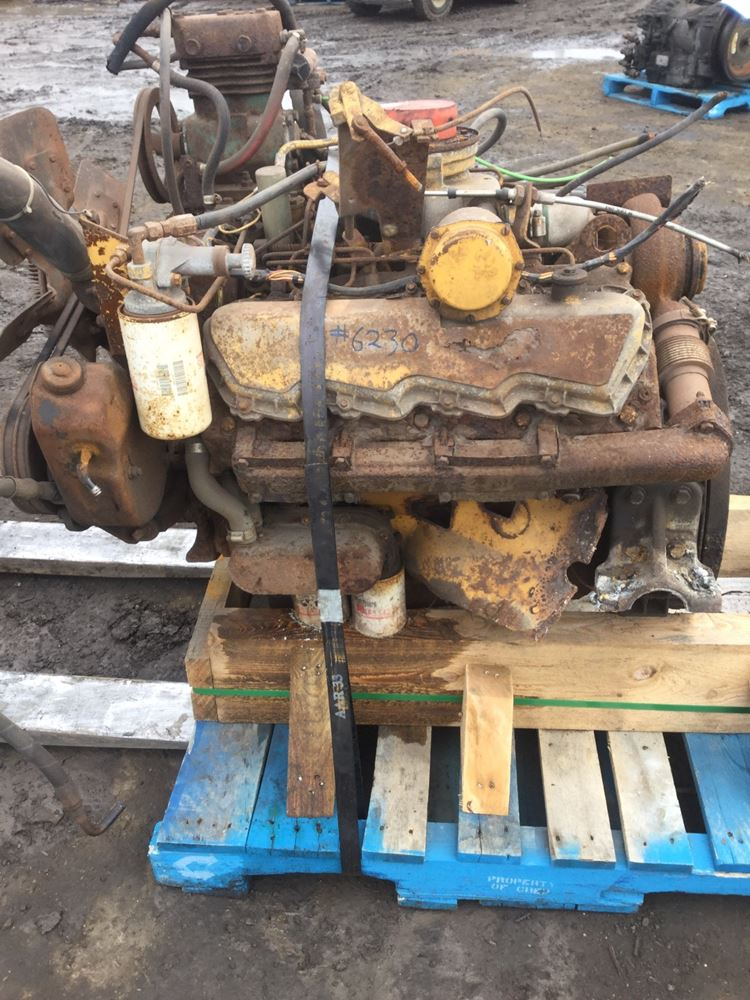 Caterpillar 3208 Turbo  Stock  6230