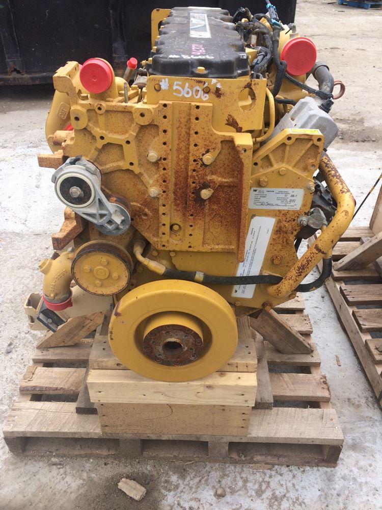 Caterpillar C7 Stock 5606 Engine Assys Tpi
