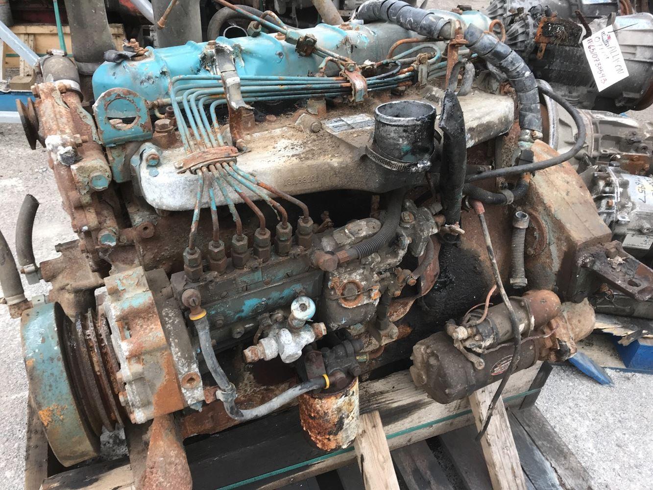 International DT360 (Stock #9803) | Engine Assys | TPI