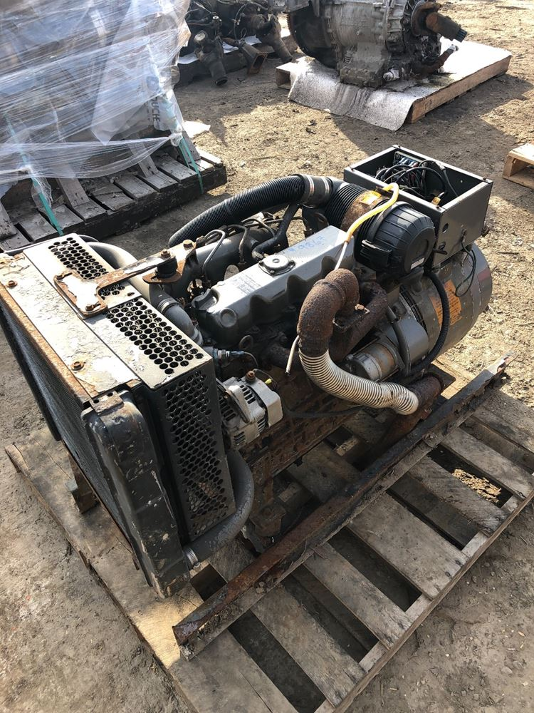 Kubota V2203 (Stock #9867) | Engine Assys | TPI