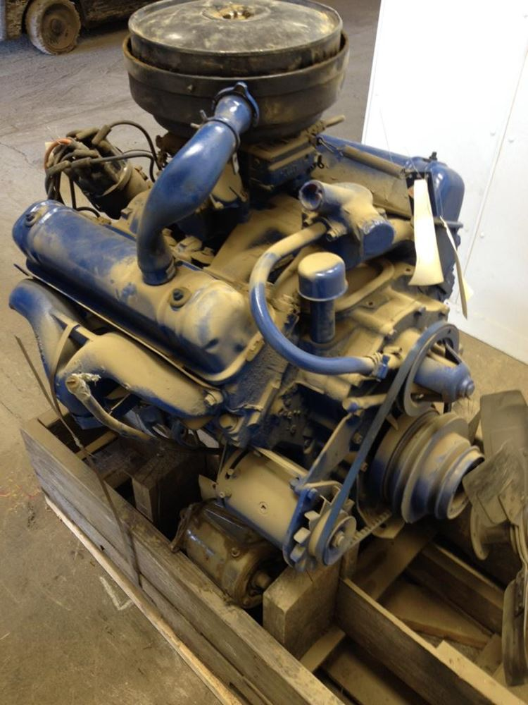 Ford 361 Engine Parts Related Keywords & Suggestions - Ford 361