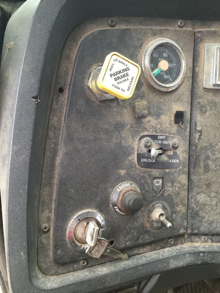 1990 Ford Lnt8000 Stock 53377 Interior Mic Parts Tpi