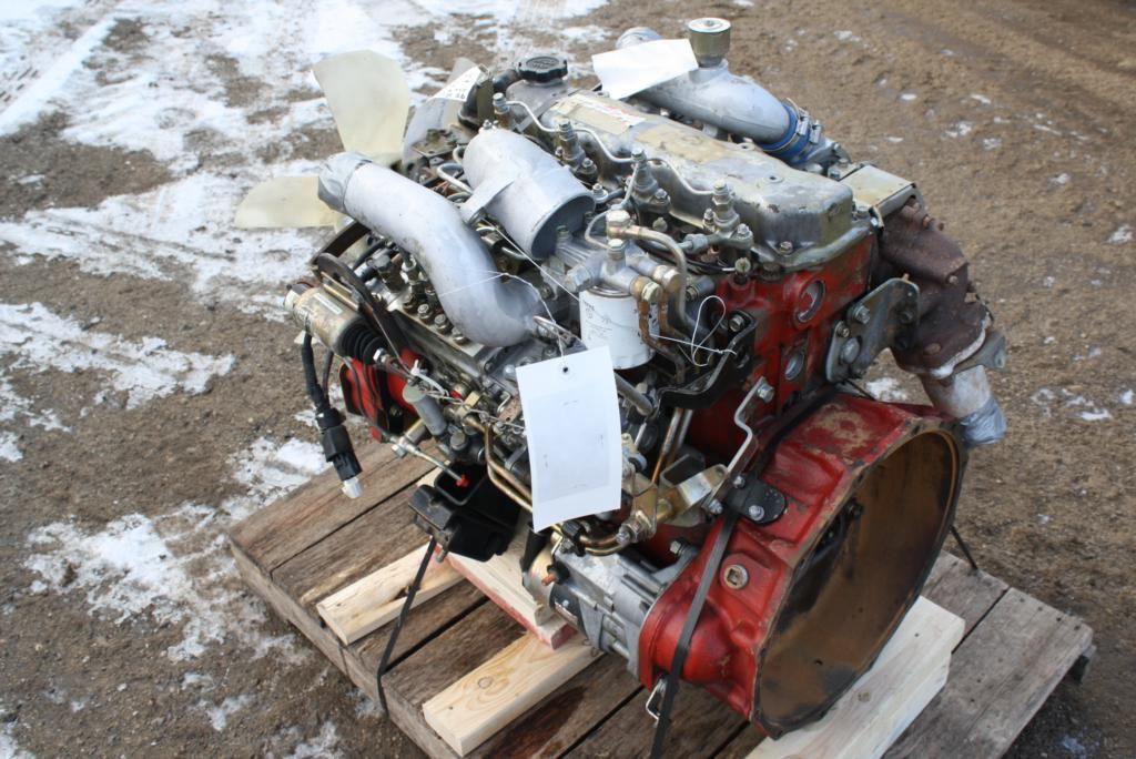 Hino Engine Parts : Hino w c stock de engine assys tpi