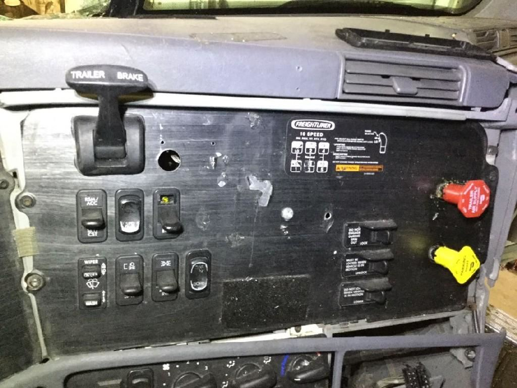 2007 freightliner columbia 120 stock 58865 interior mic parts tpi for 2007 freightliner columbia interior