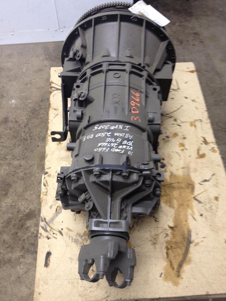 2010 Allison 2500rds  Stock  30966