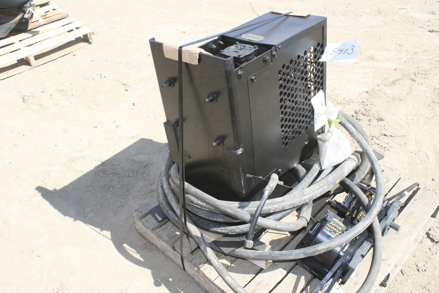 Thermaflow Hydraulic Cooler : Eaton fuller other stock pt erickson trucks n parts