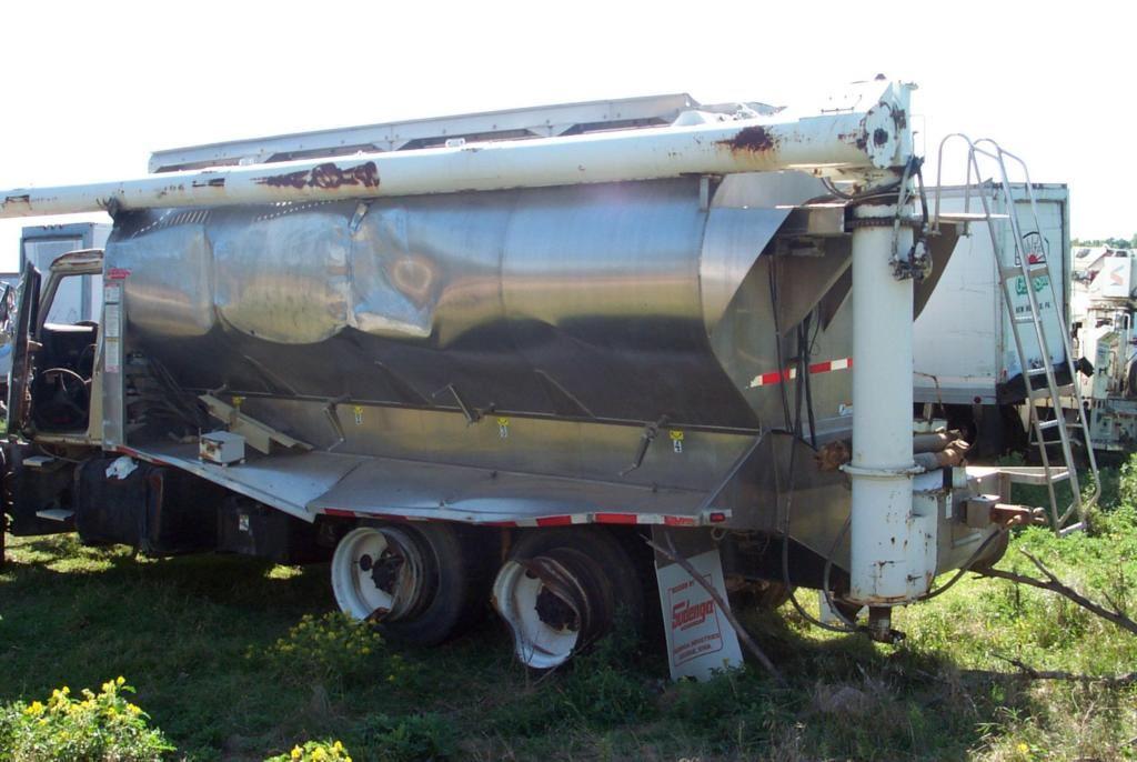 1 Ton Chipper Box Body : Grain bodies ton stock fb truck boxes tpi