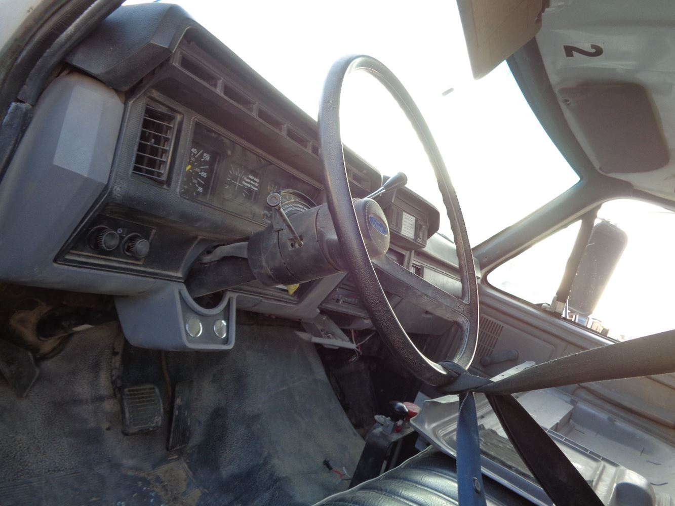 1995 Ford F700  Stock  722