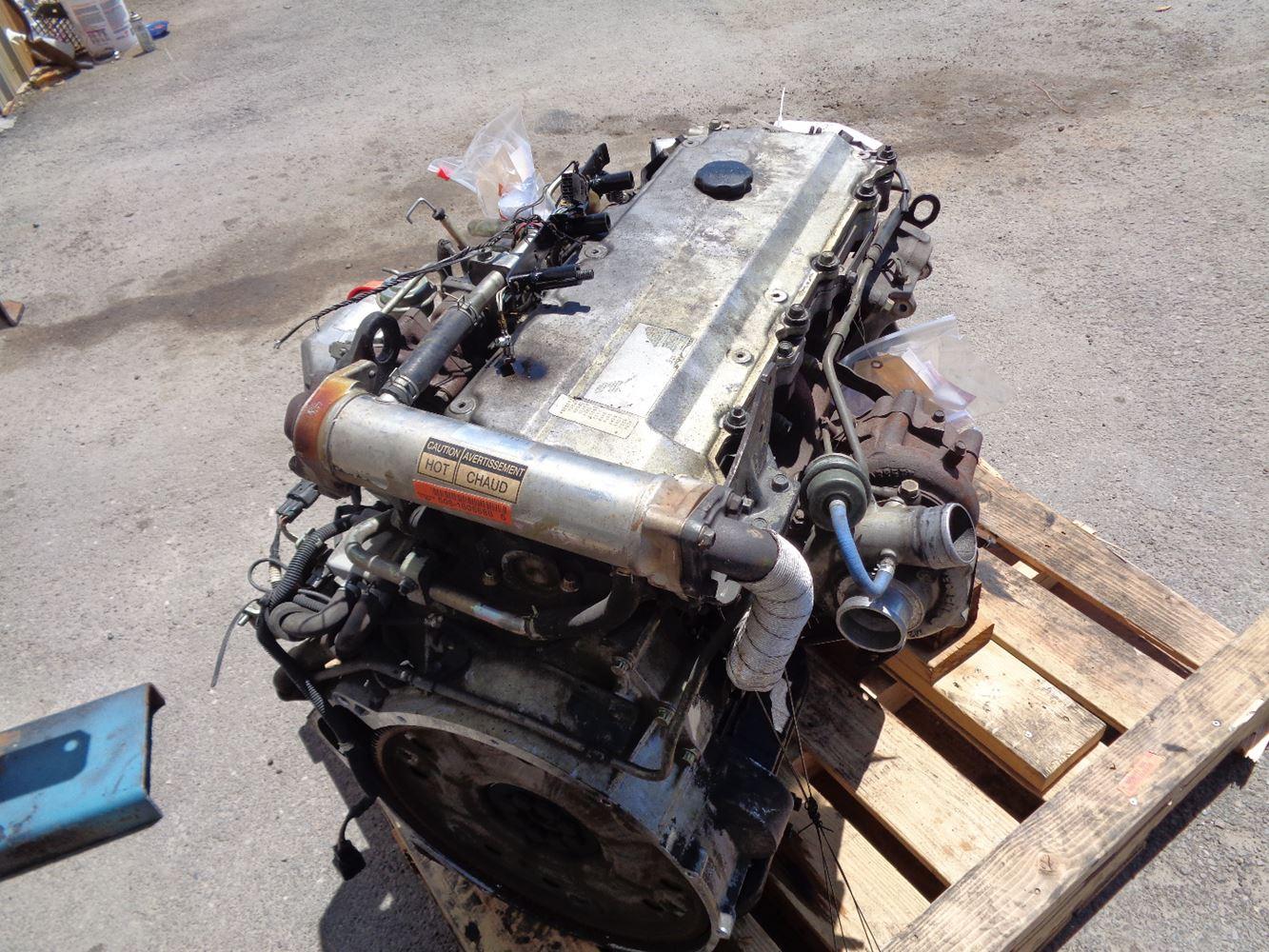 2005 Isuzu 4hk1