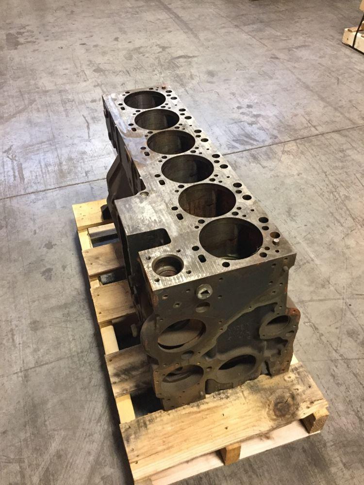 Image for Cummins C8.3; ISC Blocks