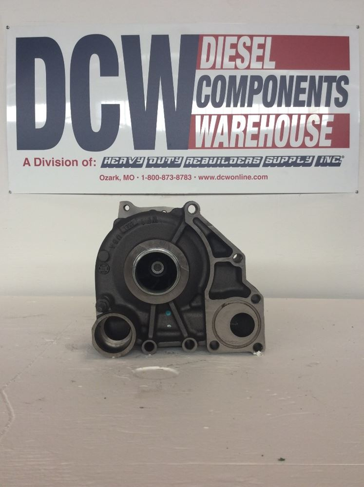 Media 2 for Cummins ISX15 Water Pumps